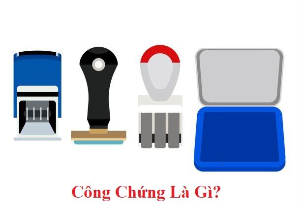 cong-chung-la-gi